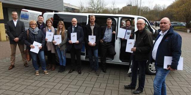 Die Berufsbildenden Schulen Stadthagen erhalten ein weiteres Dienstfahrzeug